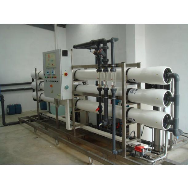 Planta de osmosis inversa industrial IMA 12 m3/h - Plantas de Tratamiento de Agua ósmosis inversa