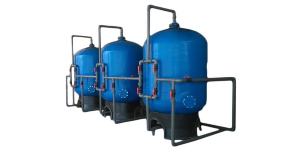 Sistemas de tratamiento de agua hierro y manganeso