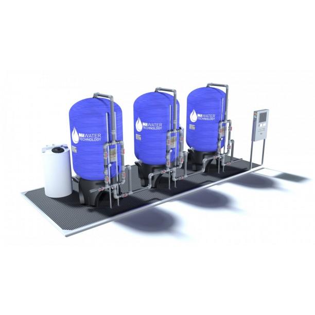 Sistemas de filtración del agua