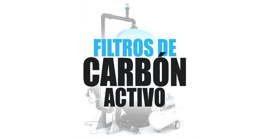 Filtros de carbón activo
