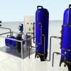 Utilizacion de filtros industriales para tratamiento de agua en empresas y municipios.