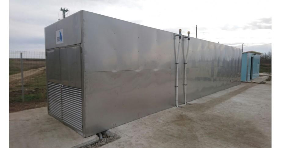 Depuradoras  aguas residuales urbanas IMA-R