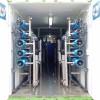 Plantas desaladoras adaptadas en contenedor. Fácil exportación e instalación en otros países
