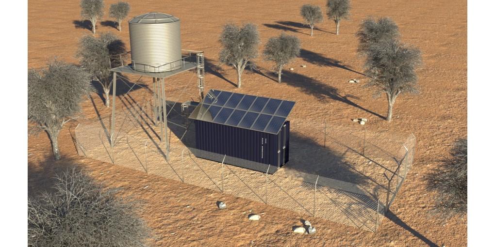 Plantas potabilizadoras solares