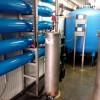Realizamos la puesta en marcha de una planta desaladora en  una industria agrícola