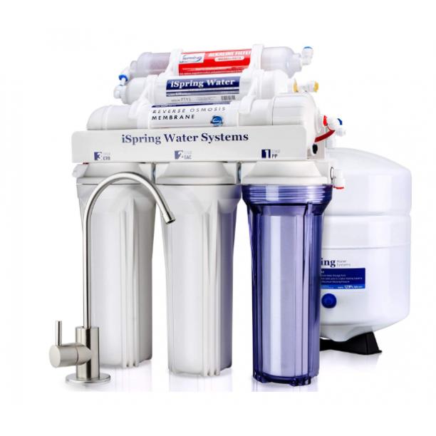 Equipo de osmosis inversa de 6 etapas
