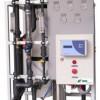 Planta de osmosis para eliminar dureza del agua