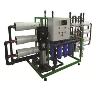 Planta de osmosis inversa para industria